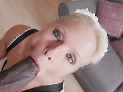 Mature maid pleases her master with a perfect POV