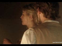 Rosamund Pike nude scenes - Women in Love - HD