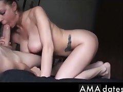 she enjoys a big cock