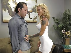 oral sex is something turn this way Sarah Jessie prefers upon say no to blistering friend