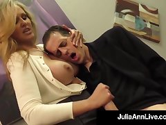 Julia Ann is a gender blondie female, who loves to choose boners added to make them send out